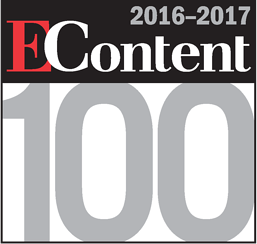 zoomin named to econtent top  100 list.png